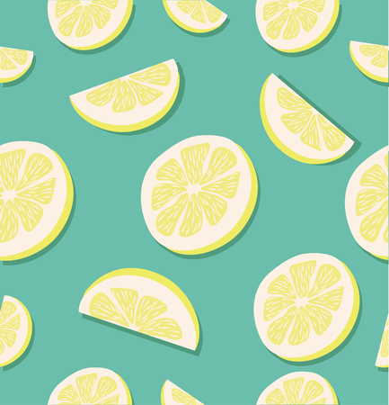 slice of a lemon patterns