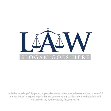 law legal logo designs