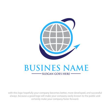 logo de voyage du monde