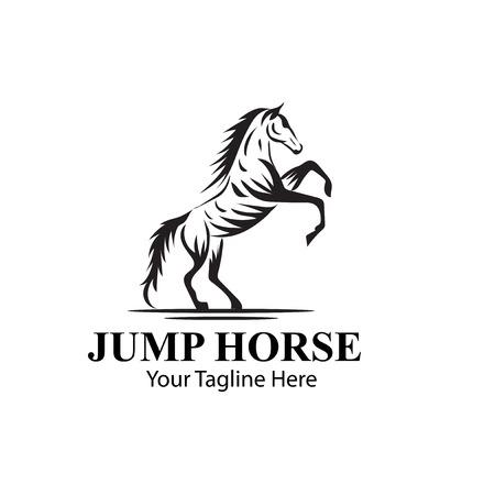 HORSE LOGO DESIGNS CONCEPT Logo