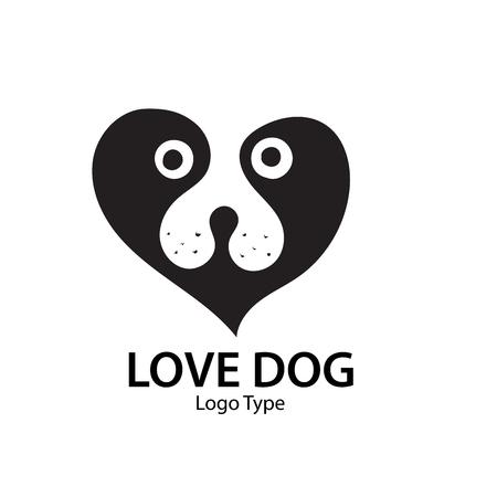 disegni del logo del cucciolo