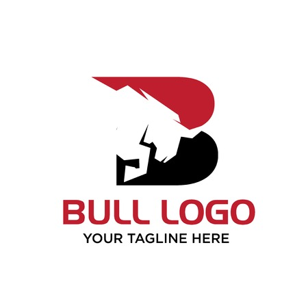 bull power logo designs