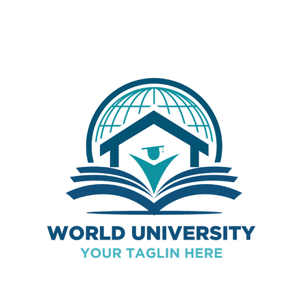 world university logo designs