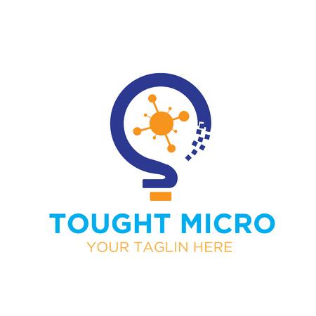 micro creative logo designs