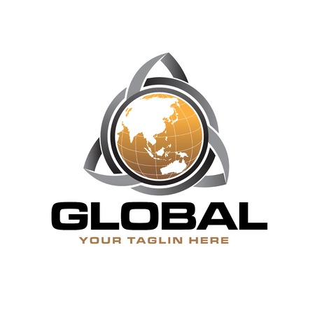 trilogy global logo designs