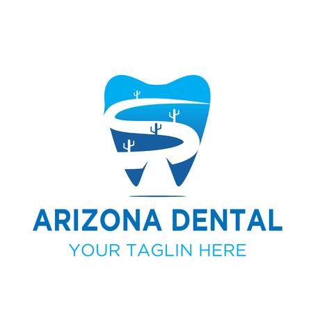 dental arizona logo designs