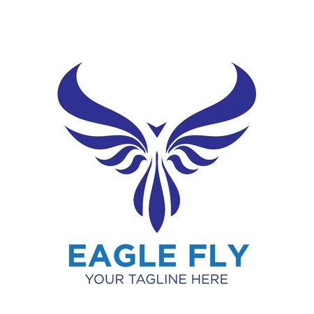 eagle fly logo designs business phoenix