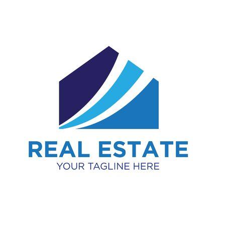 real estate modern logo designs
