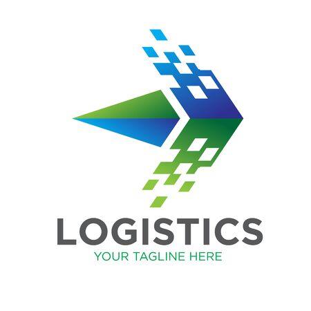 logistics logo designs business faster