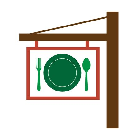 restaurant signboard logo designs icon
