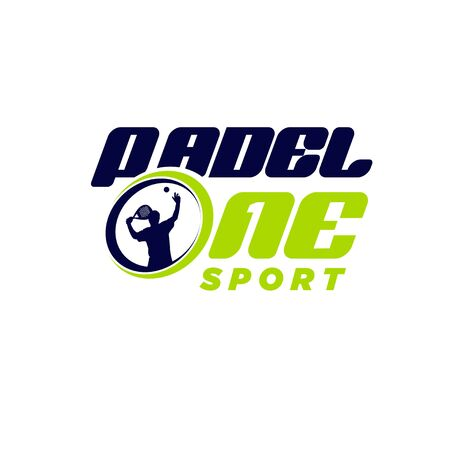 padel sport logo designs simple modern
