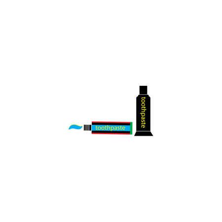 toothpaste icon  vector design ilustration