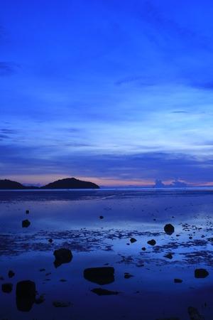 midst: A beach in Phuket