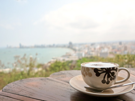 racy: Cup of coffee  in the morning