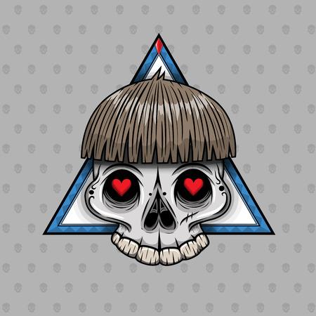 bob: the Skull  Bob illustration