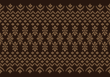 tela seda: tela de seda patr�n de Brown, ilustraci�n vectorial