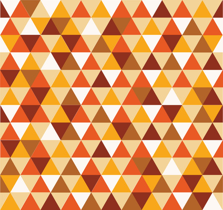 pink brown: Triangle background orange and brown,vector illustration