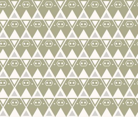 illustation: Pig background pattern triangle,vector illustation