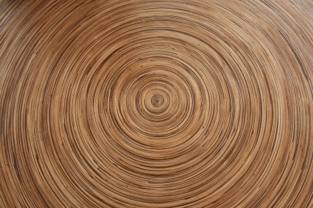 Circle wood background it photo
