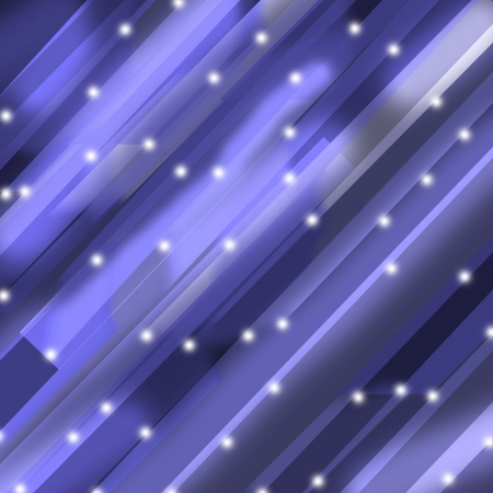 Crystal abstract background with star light photo