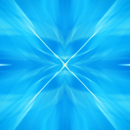 abstract blur Blue texture background photo