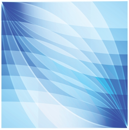 blue abstract line background  with glowing blue and white light Illustration