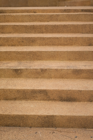 Cement and stone stair background