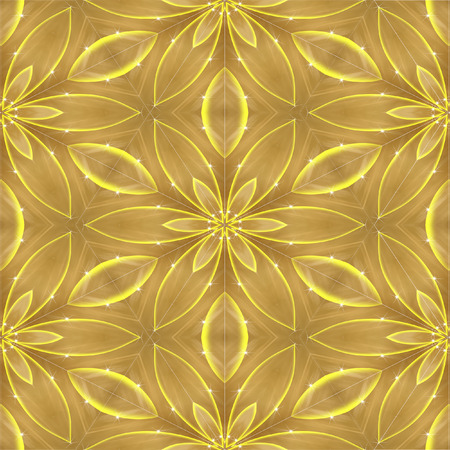 Glow Abstract yellow wallpaper texture background