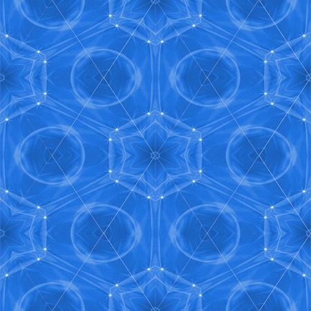 Glow Abstract blue wallpaper texture background Stock Photo