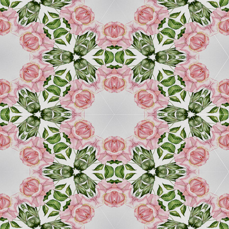 rose Abstract seamless wallpaper texture background