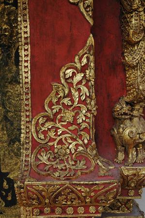decorate: thai temple decorate