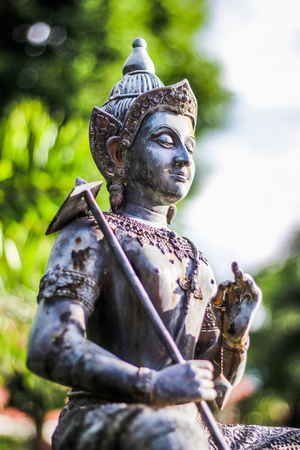 Statue of Vishnu Bronze