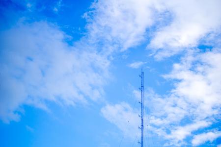 antenne de la radio