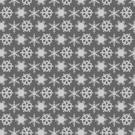 snow flake pattern texture background Stock Illustratie