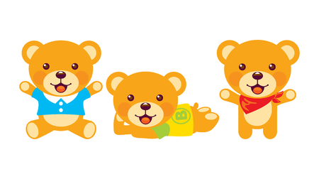 bear doll: Bear doll, Cartoon character
