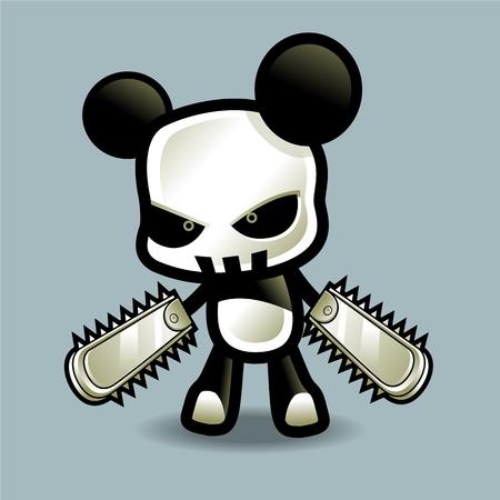 팬더 공포 (2)