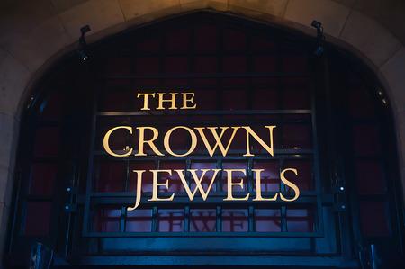 barracks: TOWER OF LONDON, UK Crown Jewels gallery  Waterloo Barracks