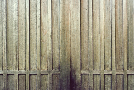 blemished: Brown wood plank wall texture