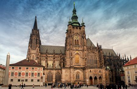 プラハの聖ヴィート大聖堂
