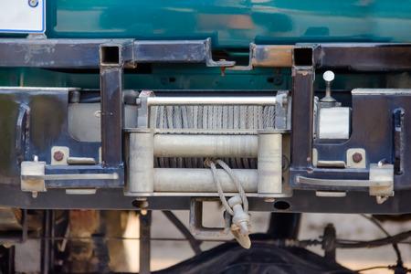 winch: Winch,offroad equipment