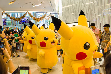 Pokemon Together in Bangkok,thailand