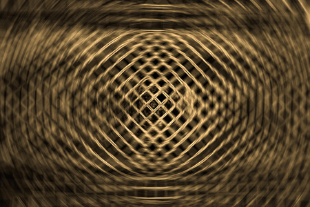 lustre: yellow net and round background