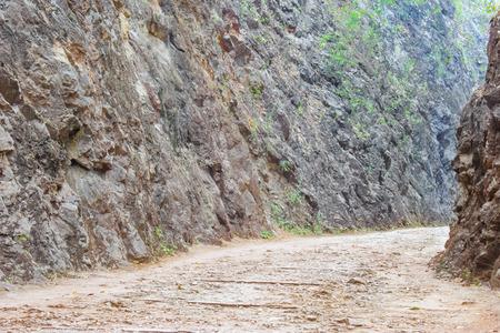 hellfire: Hellfire Pass in Kanchanaburi,Thailand