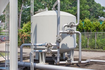 filtration: industria del sistema de filtraci�n de agua