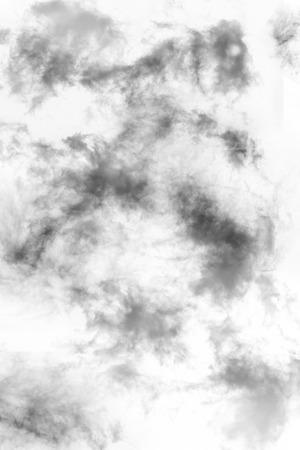 abstract black: Textured Smoke, Abstract black Stock Photo