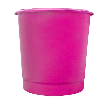 fiberglass: pink water fiberglass tank