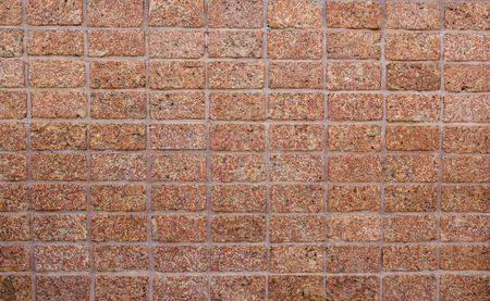 laterite: Laterite Brick wall texture Stock Photo