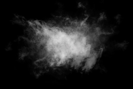 black textured background: Textured Smoke,Abstract black,isolated on black background