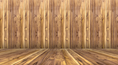 brown wall and floor wood background