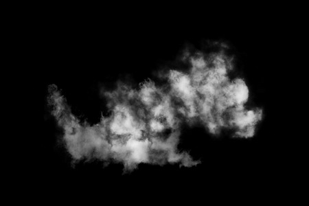 auras: Cloud isolated on black background,Textured Smoke,Brush clouds,Abstract black